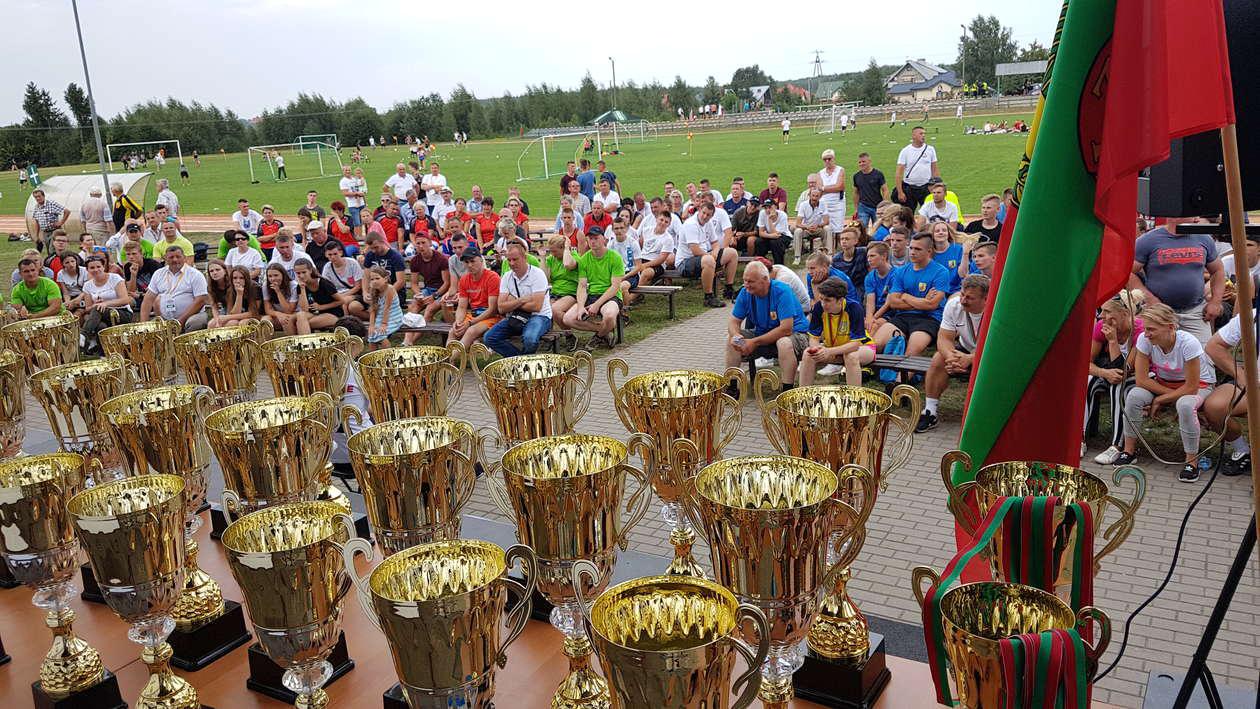 XIX Wojewódzkie Igrzyska Rekreacyjno-Sportowe LZS – Krzywda 2018
