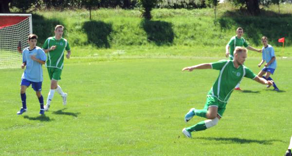 Turniej piłkarski wKisielicach