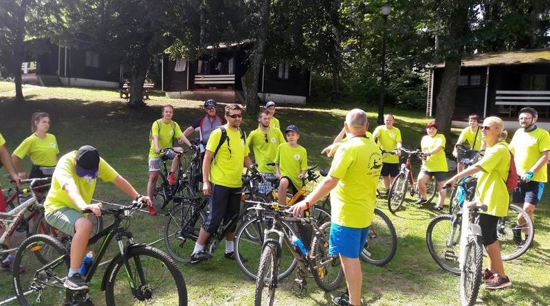 Rajd rowerowy Dobra – Drawieński Park Narodowy