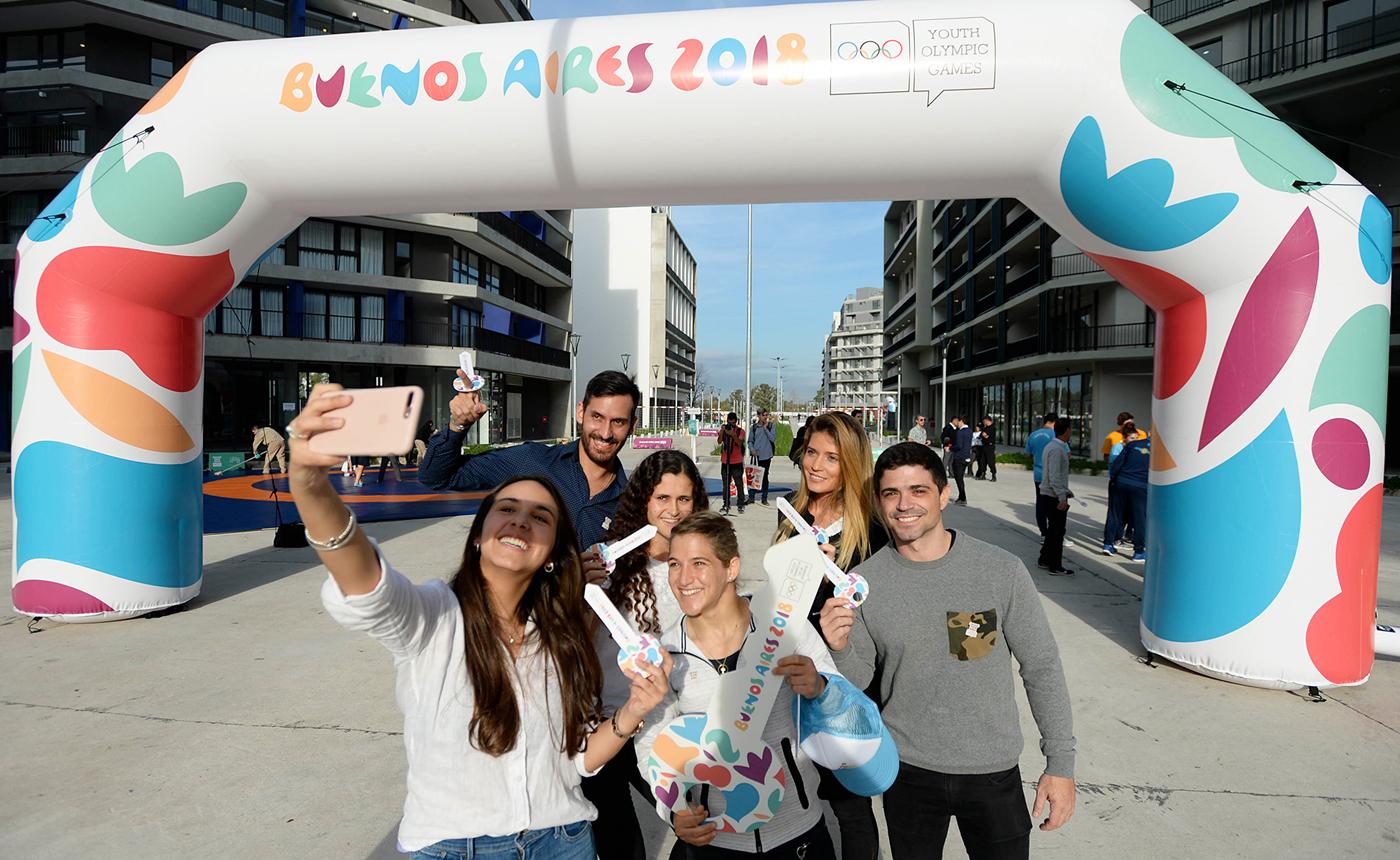 13 sportowców z naszych klubów jedzie na Młodzieżowe Igrzyska Olimpijskie — Buenos Aires 2018