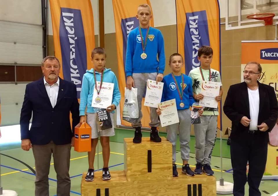 Mistrzostwa Krajowego Zrzeszeni LZS wzapasach wstylu wolnym — Milicz 2018