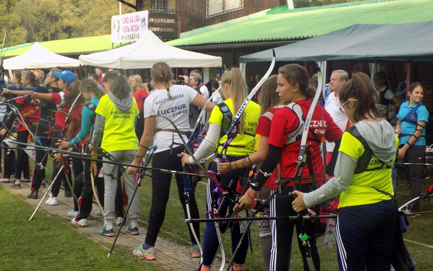 11 medali naszych młodzików wMistrzostwach Polski wŁucznictwie