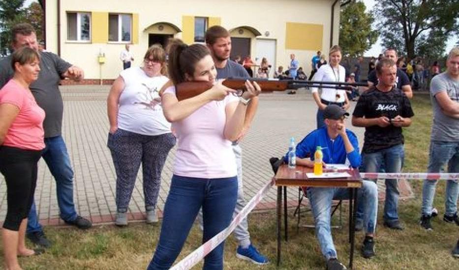 Festyn rekreacyjno-sportowy wProśnie