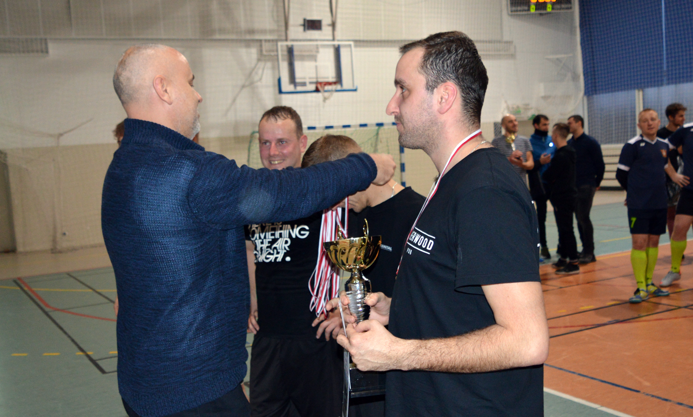 Mistrzostwa Pomorza Drużyn Sołeckich LZS wpiłce halowej