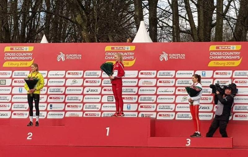 Weronika Pyzik brązową medalistką ME U23 w biegach przełajowych