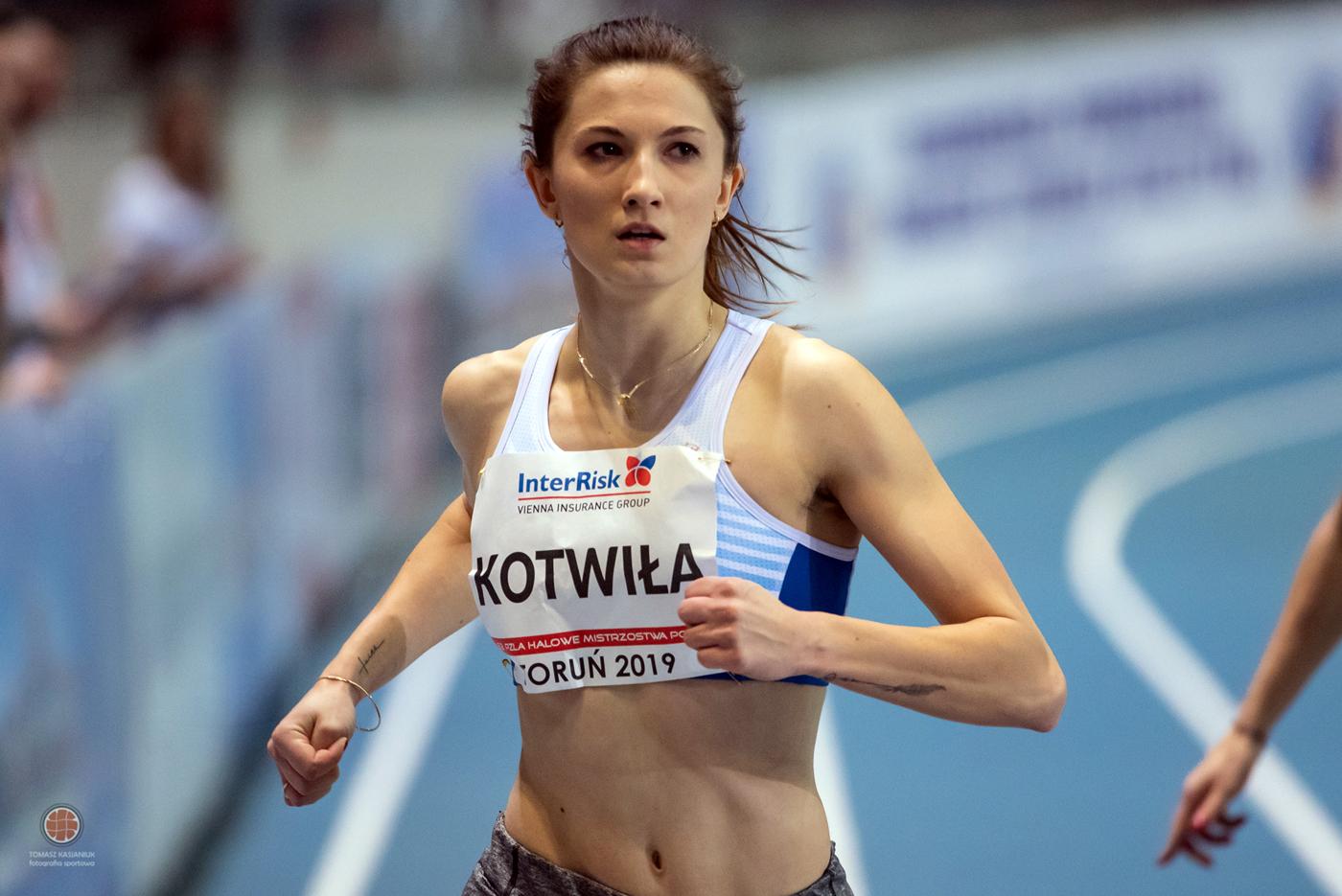 63. Halowe Mistrzostwa Polski wLekkiej Atletyce — 14 medali naszych zawodników