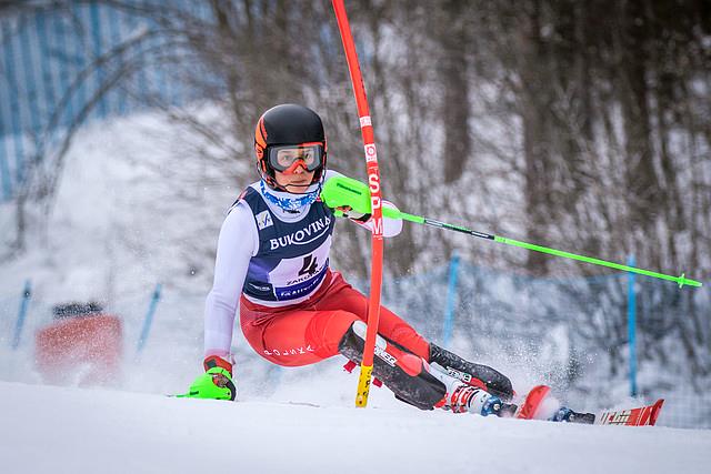 Sabina Majerczyk zdwoma medalami wMistrzostwach Polski wNarciarstwie Alpejskim