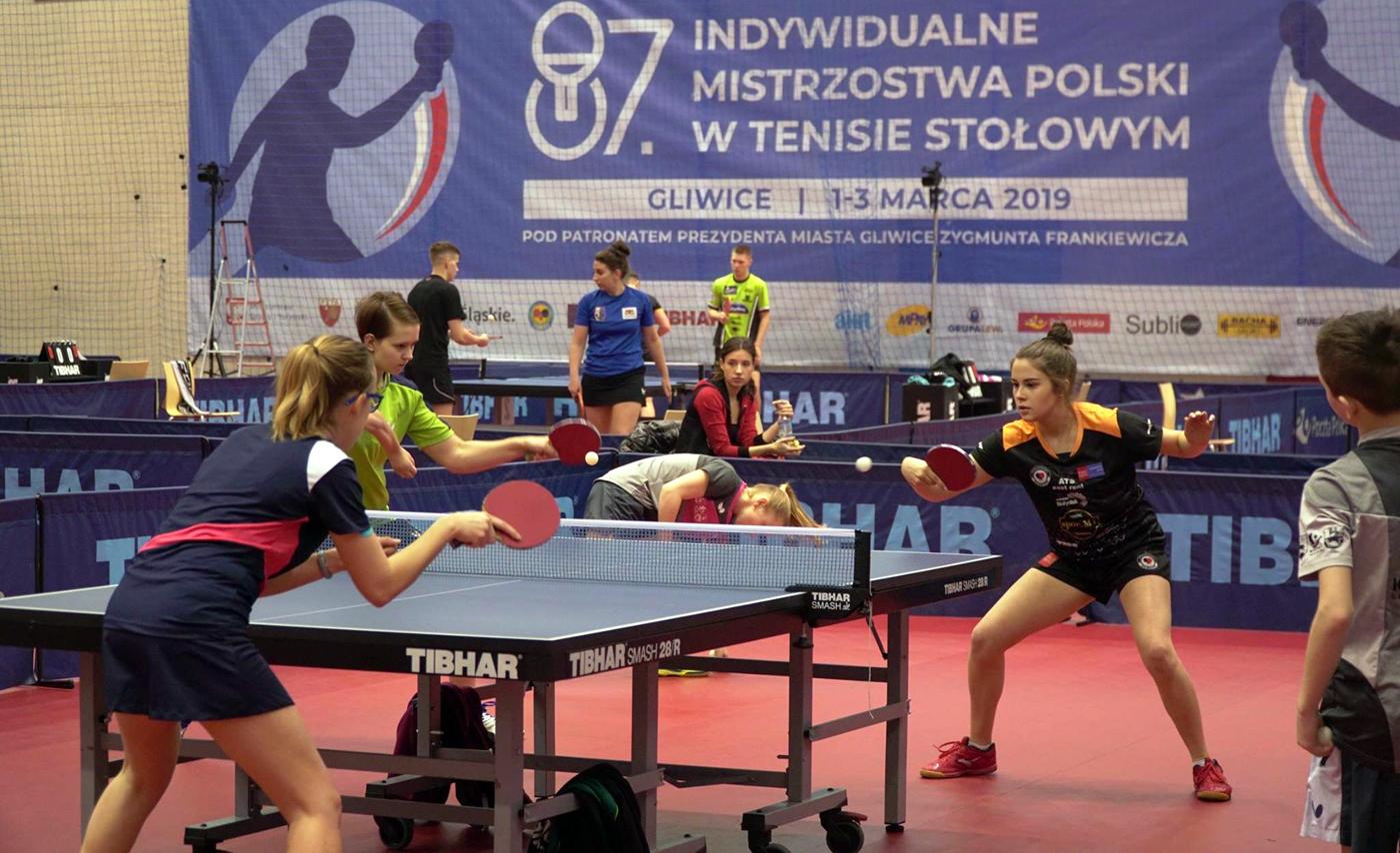 Sandra Kozioł i Aleksandra Falarz zbrązowymi medalami MP wtenisie stołowym