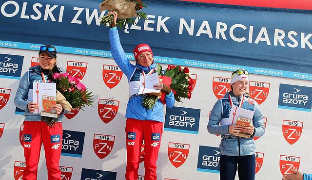11 medali dla naszych zawodników na MPseniorów wnarciarstwie klasycznym