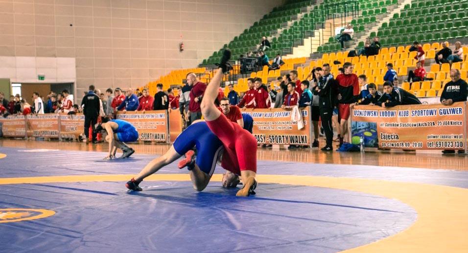 29 medali wywalczyli nasi zawodnicy na OOM Świętokrzyskie 2019 wzapasach wstylu wolnym
