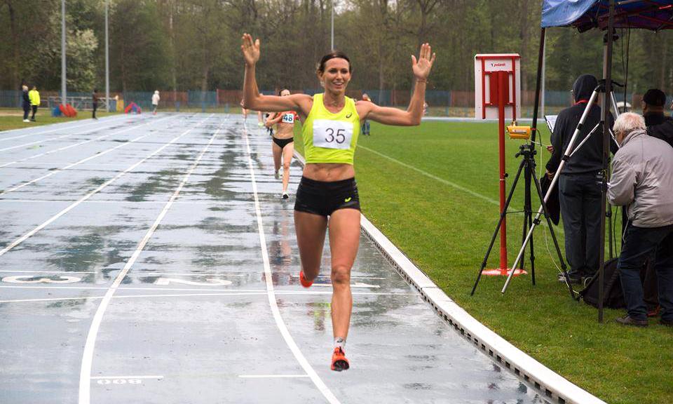 Paulina Kaczyńska mistrzynią Polski na 10000 metrów seniorek, Sylwia Indeka iMateusz Kaczor najlepsi wśród młodzieżowców