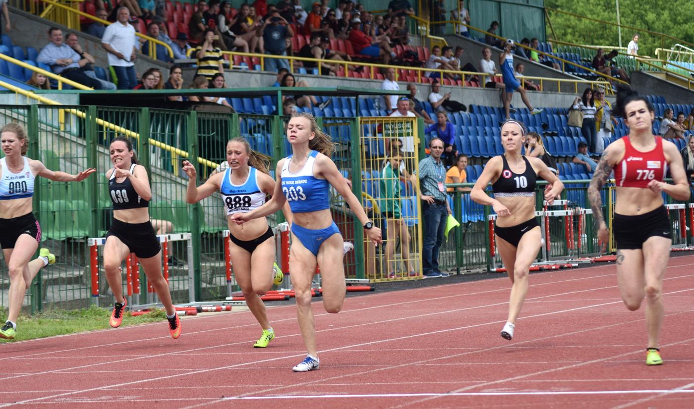 Mistrzostwa Krajowego Zrzeszenia LZS wLekkiej Atletyce — Zamość 2019