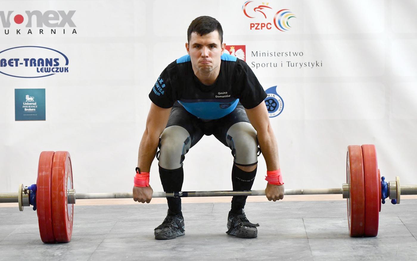 28 medali zdobyli nasi zawodnicy na Mistrzostwach Polski U23 wpodnoszeniu ciężarów