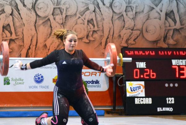 e2a5dea53 33 medale zdobyli nasi zawodnicy na Mistrzostwach Polski w Podnoszeniu  Ciężarów seniorów i seniorek