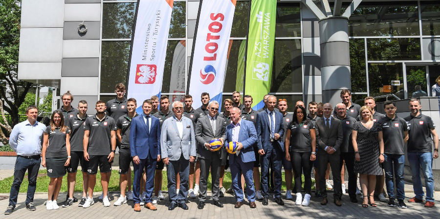 9 sportowców z naszych klubów weźmie udział w30.LetniejUniwersjadzie