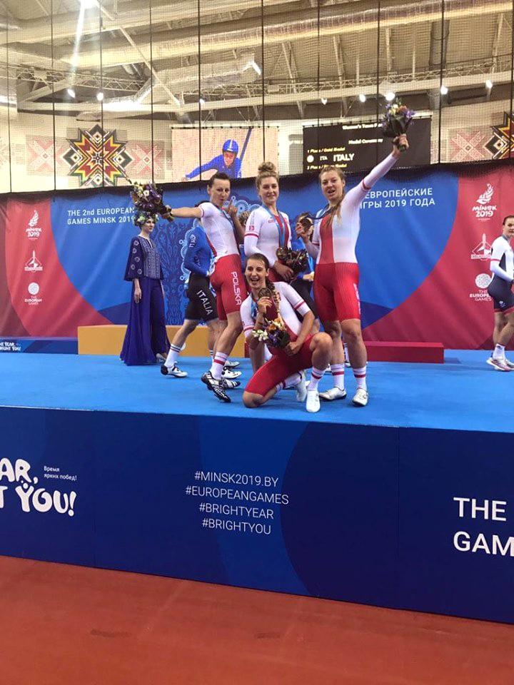 14 medali na IIIgrzyskach Europejskich wMińsku dla reprezentacji Polski — 4znich zdobyli zawodnicy znaszych klubów