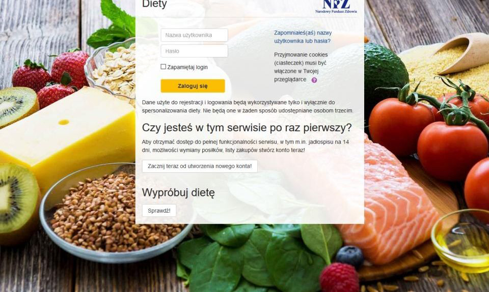Zadbaj o zdrowie z serwisem NFZ — wystarczy się zalogować