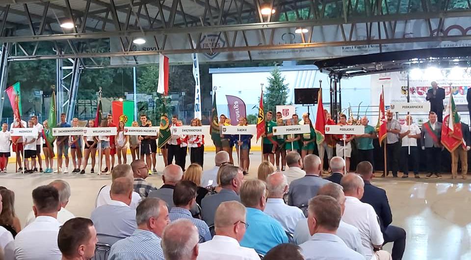 XXII Ogólnopolskie Igrzyska LZS — Siedlce2019 zakończone, gospodarzem kolejnych igrzysk Ciechanów