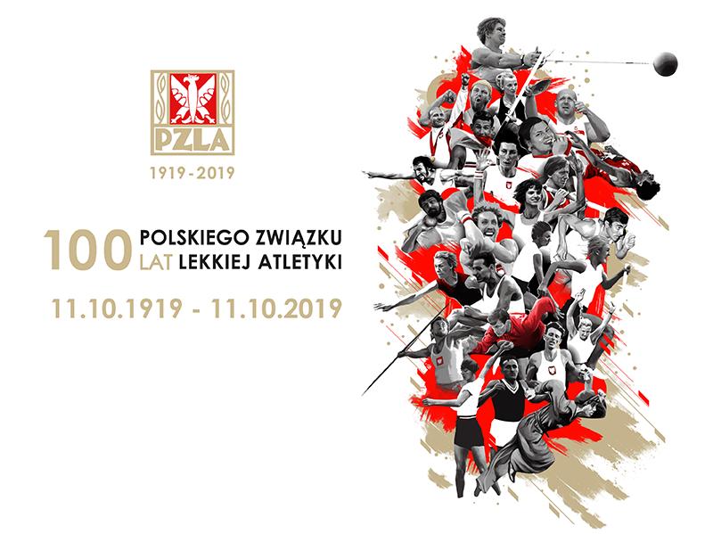 100-lecie Polskiego Związku Lekkiej Atletyki