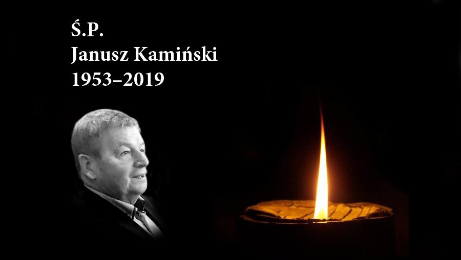 Zmarł Janusz Kamiński