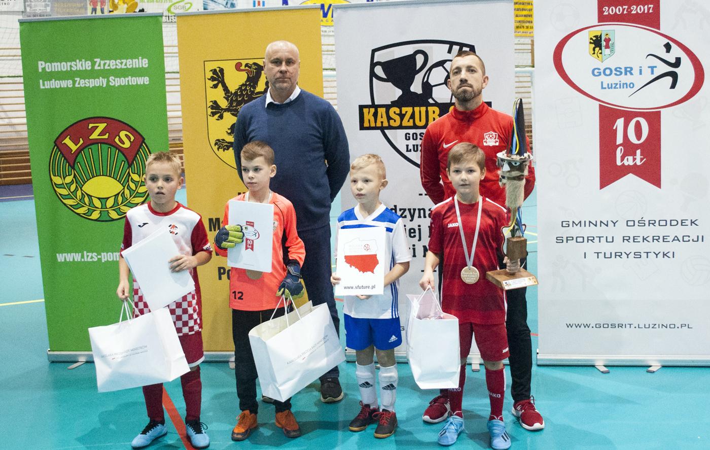 W Luzinie zainaugurowano pierwszy turniej zcyklu KaszubCup