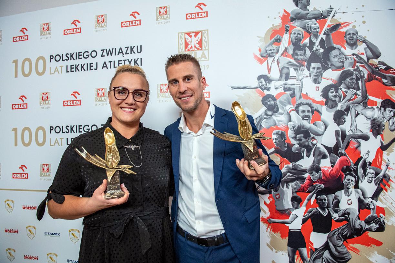 Gala z okazji 100-lecia Polskiego Związku Lekkiej Atletyki