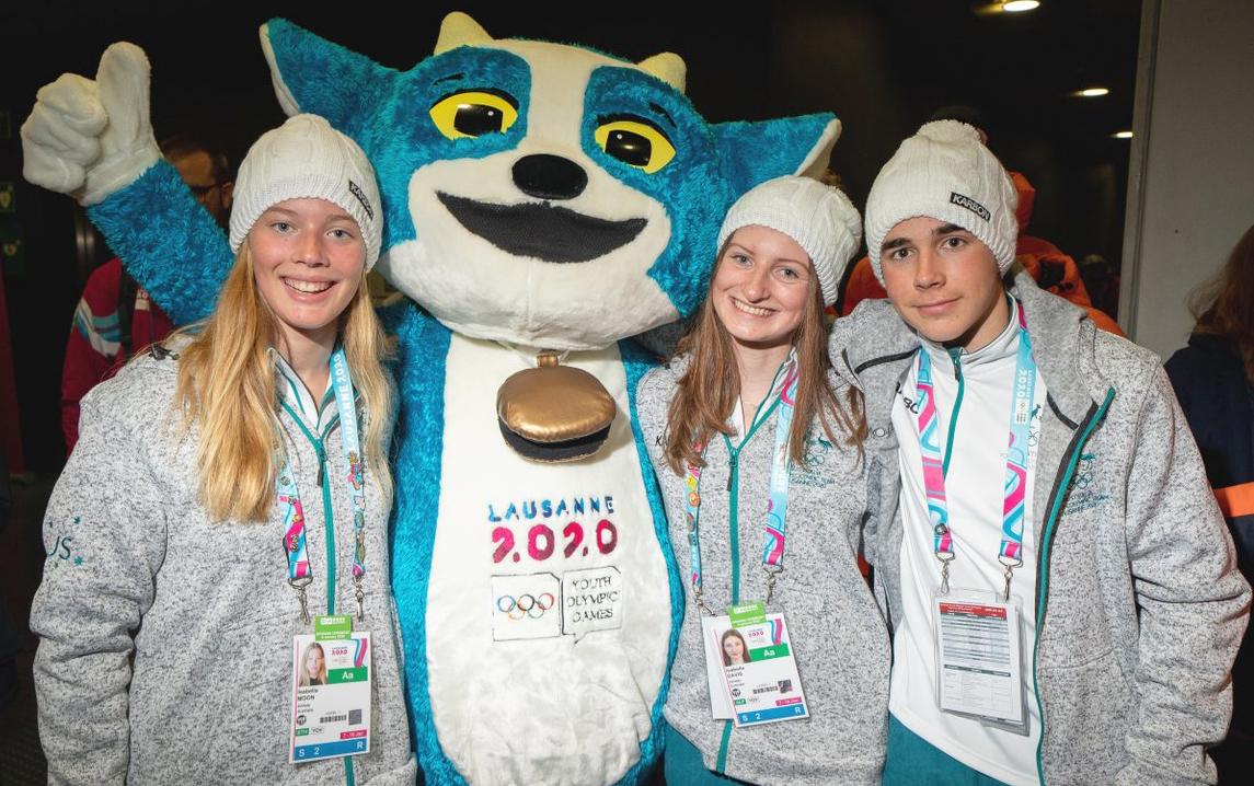 Na III Zimowe Młodzieżowe Igrzyska Olimpijskie Lozanna2020 pojedzie 10zawodników znaszych klubów