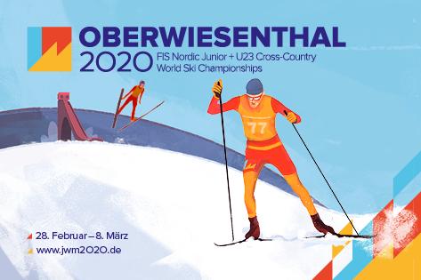 16 zawodników znaszych klubów wystartuje na Mistrzostwach Świata Juniorów iU-23 wnarciarstwie klasycznym (biegi, skoki ikombinacja norweska)