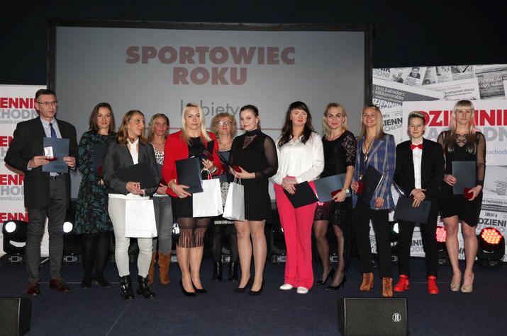 Wioletta Myszor zLKS Łucznik Żywiec najlepszym sportowcem woj.śląskiego wgłosowaniu czytelników