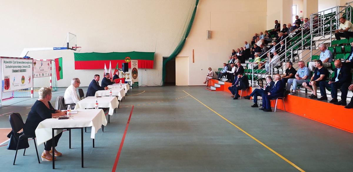 Zjazd Sprawozdawczo-Wyborczy Zachodniopomorskiego ZrzeszeniaLZS
