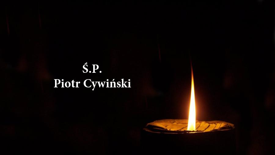 Zginął syn Andrzeja iRenaty Cywińskich