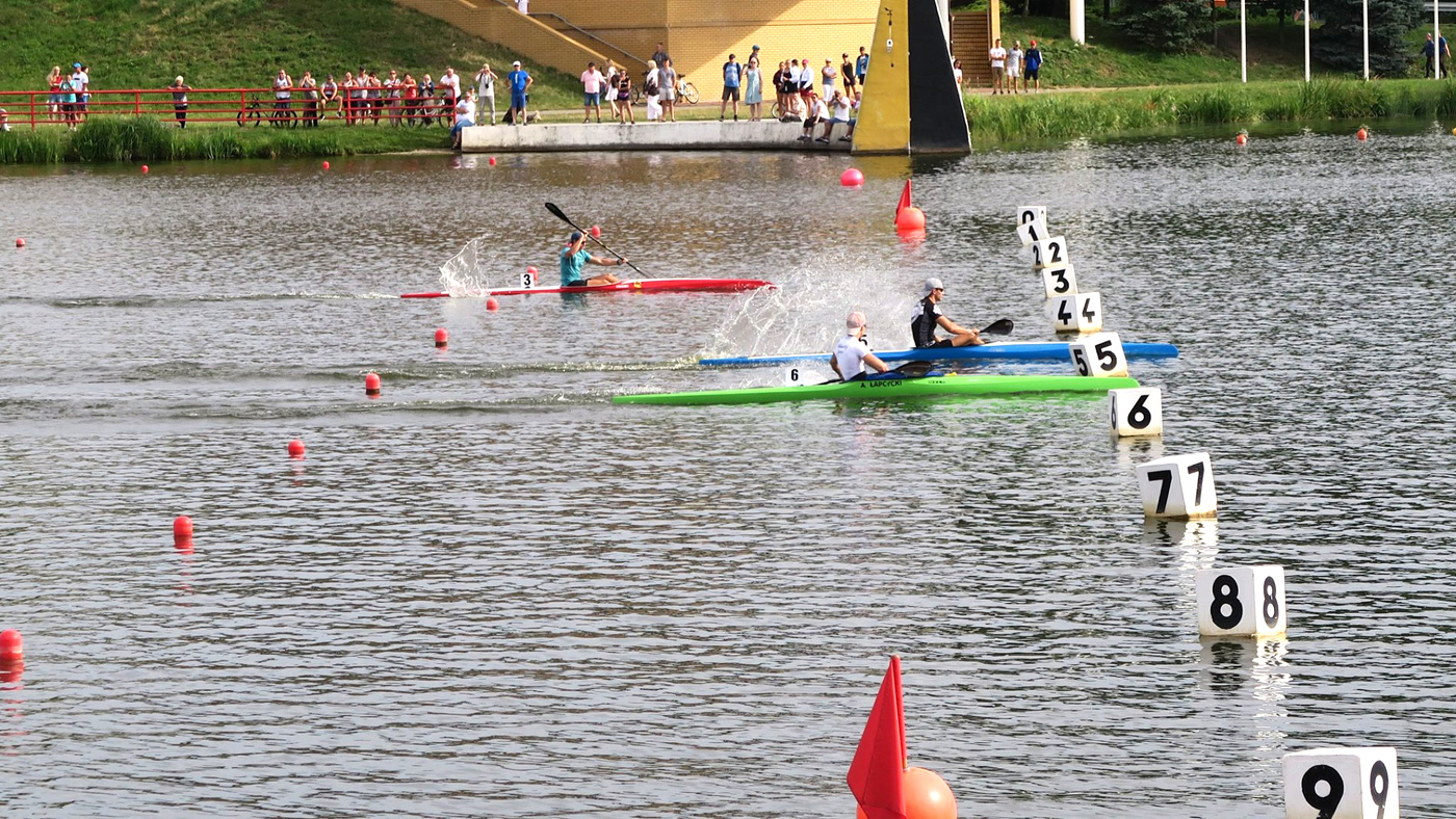 8 medali zdobyli zawodnicy zklubów Zrzeszenia na Młodzieżowych Mistrzostwach Polski iMistrzostwach Polski Młodzików wKajakarstwie Klasycznym