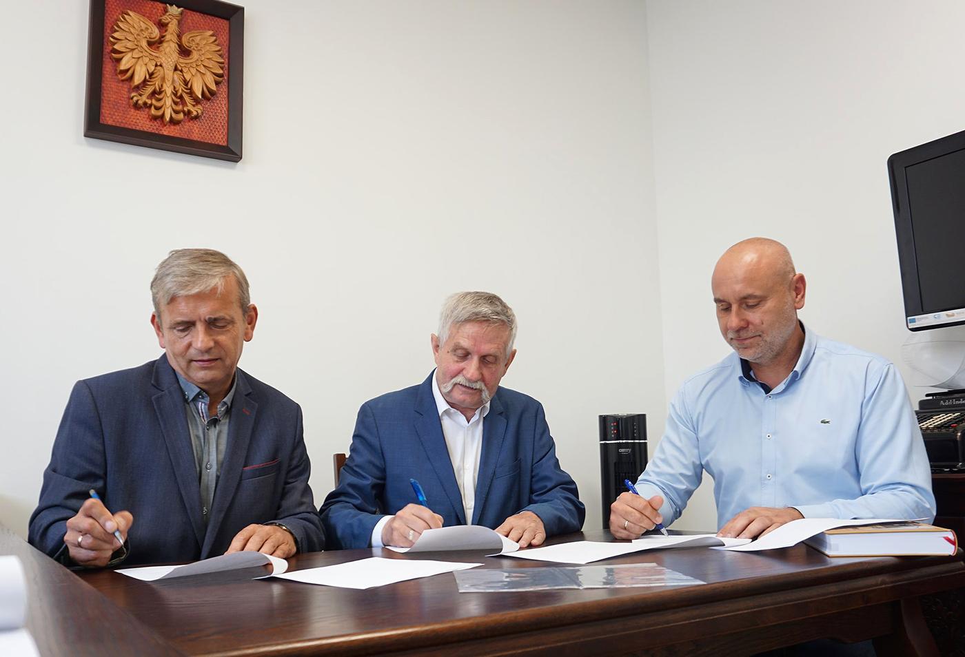 List intencyjny wsprawie utworzenia Muzeum Sportu Wiejskiego wgminie Luzino